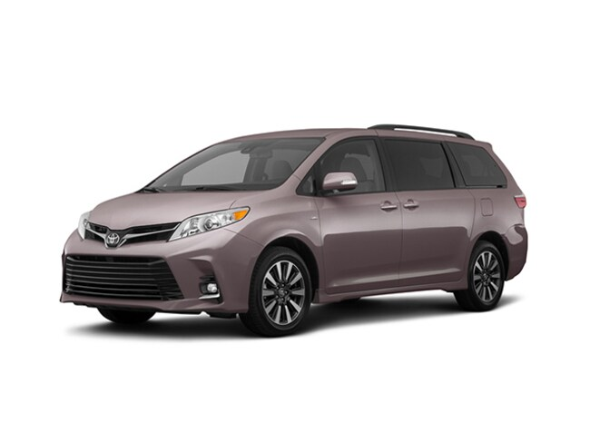 New 2018 Toyota Sienna Limited 7 Passenger Van Passenger Van San Antonio