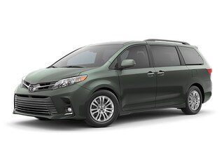 New 2018 Toyota Sienna XLE 8 Passenger Van Passenger Van T183363 in Brunswick, OH