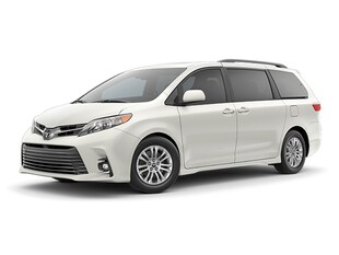 2018 Toyota Sienna XLE Minivan/Van