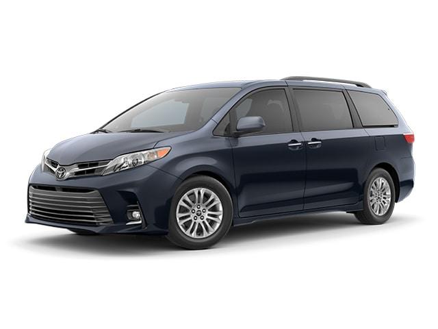 2018 Toyota Sienna Van Passenger Van