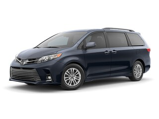 New 2018 Toyota Sienna XLE 8 Passenger Van Passenger Van T183499 in Brunswick, OH