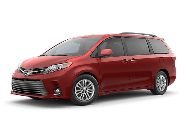 New Toyota Sienna In Easton Md Inventory Photos