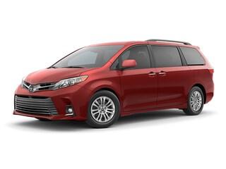 New 2018 Toyota Sienna XLE 8 Passenger Van Passenger Van serving Baltimore