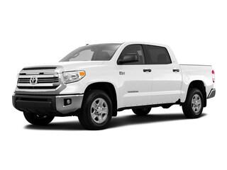 2018 Toyota Tundra Crew Cab Pickup Truck Double Cab