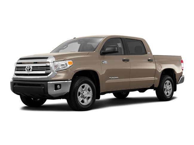 New 2018 Toyota Tundra SR5 5.7L V8 Truck Double Cab in Johnstown, NY