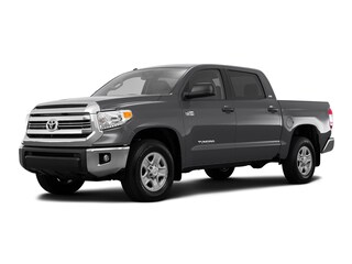 New 2018 Toyota Tundra SR5 5.7L V8 w/FFV Truck Double Cab for sale in Southfield, MI at Page Toyota