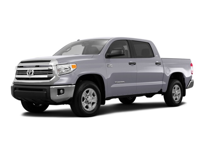 New 2018 Toyota Tundra SR5 5.7L V8 w/FFV Truck Double Cab for sale in the Brunswick, OH
