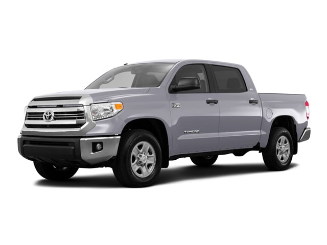 Featured New Toyota 2018 Toyota Tundra SR5 5.7L V8 Truck Double Cab for sale in Corona, CA