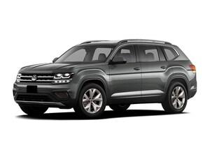 2018 Volkswagen Atlas 3.6L V6 Launch Edition