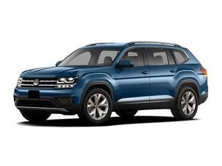 New 2018 Volkswagen Atlas 3.6L V6 Launch Edition SUV in Dublin Ca