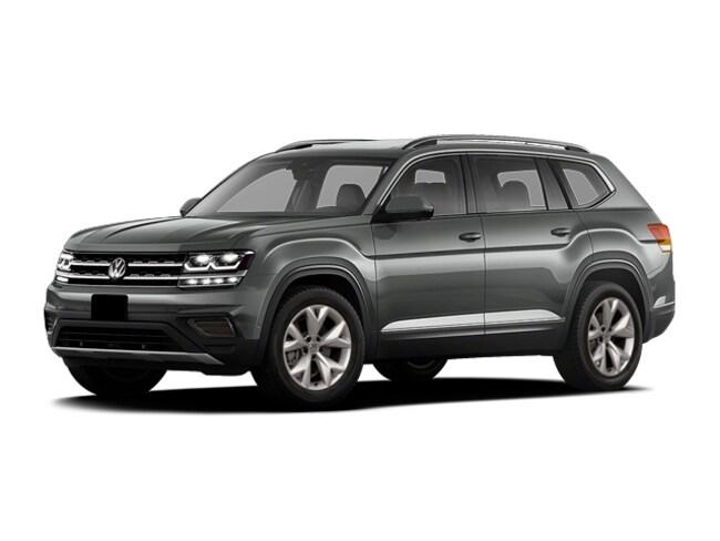 2018 Volkswagen Atlas 3.6L V6 Launch Edition 4MOTION SUV