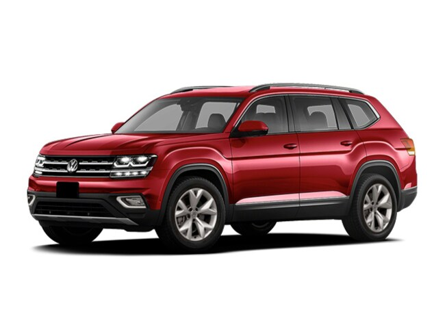 New 2018 Volkswagen Atlas 3.6L V6 SEL 4MOTION SUV in Bloomington IN