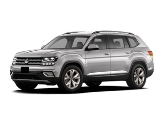 2018 Volkswagen Atlas SEL SUV 1V2MR2CA3JC511434