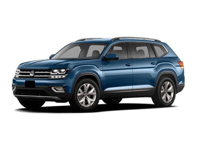 New 2018 Volkswagen Atlas 3.6L V6 SEL 4MOTION SUV for sale in the Brunswick, OH