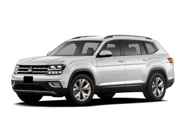 New 2018 Volkswagen Atlas 3.6L V6 SEL 4MOTION SUV for sale in Fairfield, California