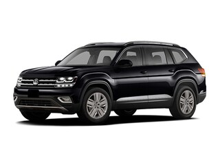 New 2018 Volkswagen Atlas 3.6L V6 SEL Premium 4MOTION SUV for sale in Lebanon, NH at Miller Volkswagen