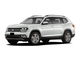 New 2018 Volkswagen Atlas 3.6L V6 SEL Premium 4MOTION SUV in Houston