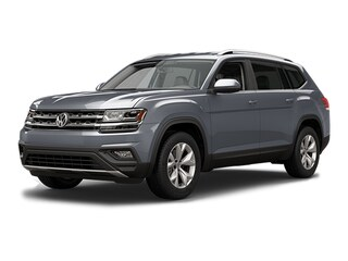New 2018 Volkswagen Atlas 3.6L V6 SE w/Technology 4MOTION WAGON For Sale In Lowell, MA