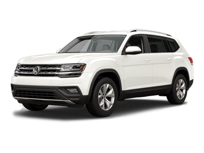 New 2018 Volkswagen Atlas 3.6L V6 SE w/Technology 4MOTION SUV for sale in Fairfield, California