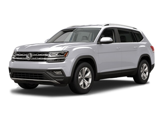 New 2018 Volkswagen Atlas 3.6L V6 SE w/Technology SUV Bellingham