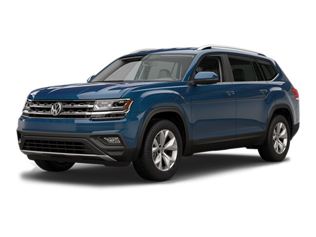 2018 Volkswagen Atlas 3.6L V6 SE w/Technology 4MOTION SUV