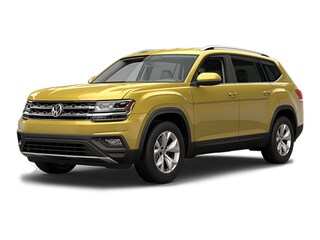 New 2018 Volkswagen Atlas 3.6L V6 SE w/Technology SUV for sale in Bloomington, IN