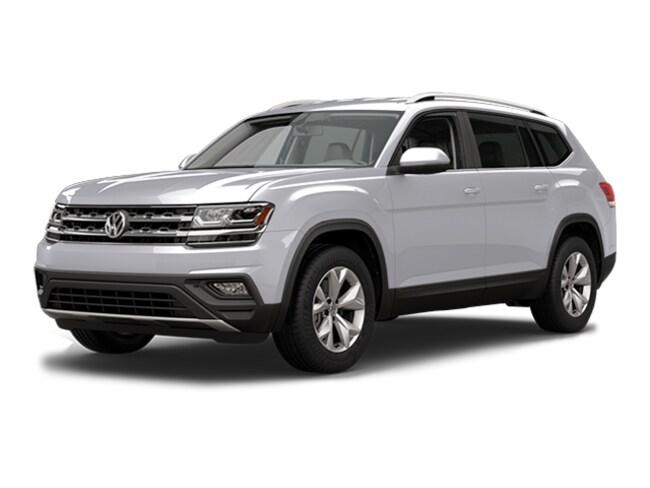 2018 Volkswagen Atlas 3.6L V6 SE w/Technology 3.6L V6 SE w/Technology FWD