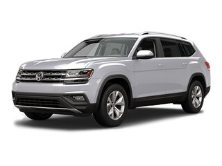 New 2018 Volkswagen Atlas 3.6L V6 SE w/Technology SUV L18222 in Santa Fe, NM