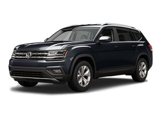 New 2018 Volkswagen Atlas 3.6L V6 SE WAGON For Sale In Lowell, MA