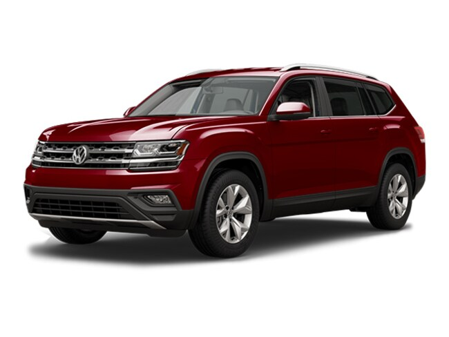 2018 Volkswagen Atlas 3.6L V6 SE 4MOTION SUV New Volkswagen Car for sale in Bernardsville, New Jersey