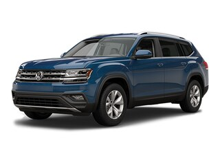 Pre-Owned 2018 Volkswagen Atlas SE 4motion SUV in Dublin, CA