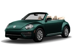 2018 Volkswagen Beetle 2.0T S Convertible Front-wheel Drive