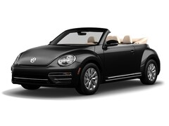 Used 2018 Volkswagen Beetle 2.0T S Convertible for sale