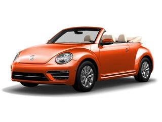 New 2018 Volkswagen Beetle 2.0T S Convertible for sale in Huntington Beach, CA at McKenna 'Surf City' Volkswagen