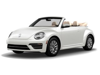 New 2018 Volkswagen Beetle 2.0T S Convertible for sale in Huntington Beach, CA at McKenna 'Surf City' Volkswagen