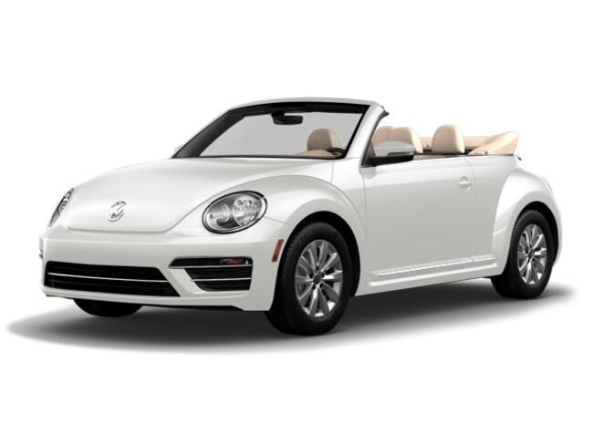 2018 Volkswagen Beetle 20T S Convertible