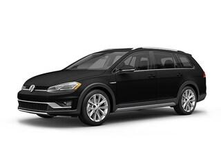 2018 Volkswagen Golf Alltrack 1.8T Manual Wagon