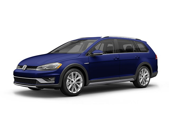 2018 Volkswagen Golf Alltrack Wagon