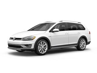 New 2018 Volkswagen Golf Alltrack TSI S Wagon Salem, OR