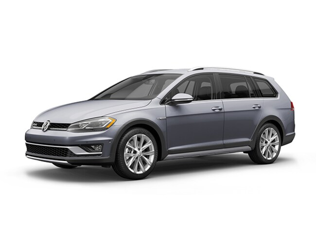 Used  2018 Volkswagen Golf Alltrack TSI Wagon For Sale Santa Fe, NM