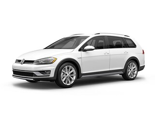 New 2018 Volkswagen Golf Alltrack TSI S Wagon VW180958 in Brunswick, OH
