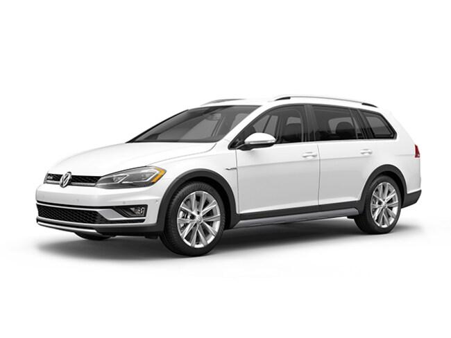 New 2018 Volkswagen Golf Alltrack TSI S Wagon for sale in the Brunswick, OH