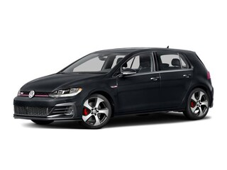 New 2018 Volkswagen Golf GTI 2.0T S Hatchback 3VW447AUXJM286869 in Cicero, NY