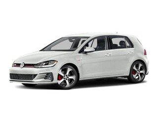New 2018 Volkswagen Golf GTI 2.0T S Hatchback 3VW547AU8JM286020 in Cicero, NY