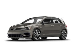2018 Volkswagen Golf R 2.0T w/DCC & Navigation Hatchback All-wheel Drive