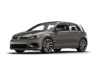 New 2018 Volkswagen Golf R 2.0T w/DCC & Navigation Hatchback for sale in Austin
