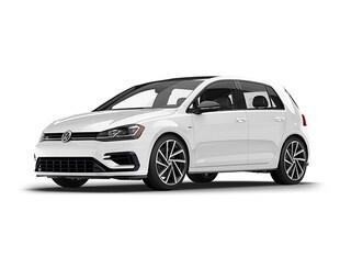 2018 Volkswagen Golf R 4dr Car