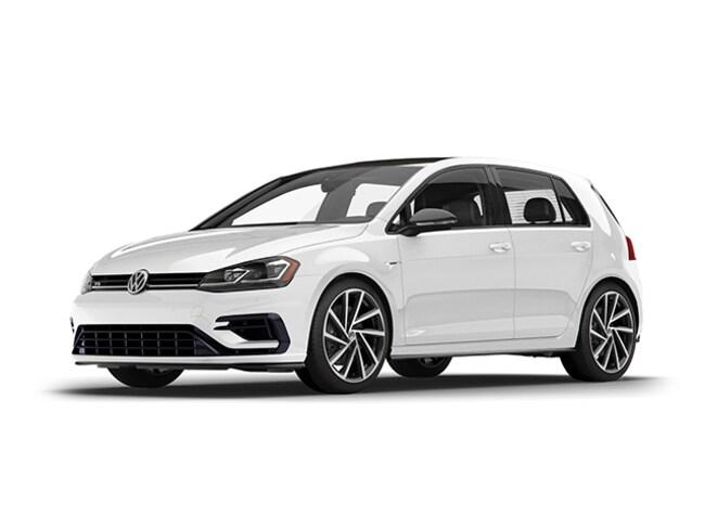 2018 Volkswagen Golf R DCC & Navigation 4motion Hatchback