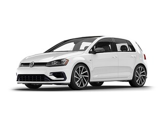2018 Volkswagen Golf R 2.0T w/DCC & Navigation Hatchback