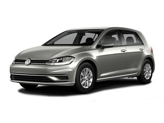 2018 Volkswagen Golf Hatchback Tungsten Silver Metallic